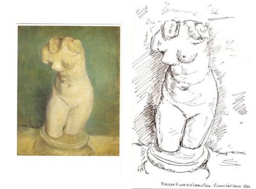 Van Gogh Figure